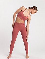 Lindex - Leggings Ella Seamless - leggings - pink - 6