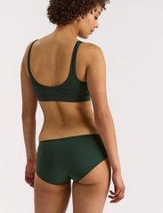 Lindex - Swim Brief Phoebe Classic Low - bikini underdele - green - 3
