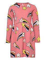 Dress Shooting Stars - CORAL