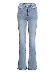 Denim trousers Mira lt blue - BLUE