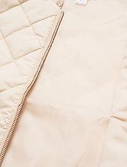 Lindex - Vest Samara - puffer vests - beige - 4