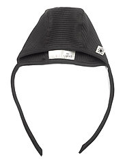 Lindex - Onesie solid rib   helmet 2 pi - langärmelig - black - 2