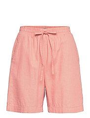 Shorts Gillian linen - CORAL