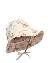 Sun Hat jersey - BEIGE