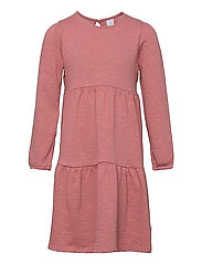 Dress tricot solid - PINK