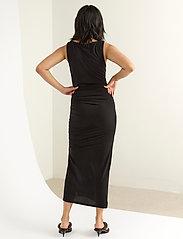 Lindex - Dress Debbie - kveldskjoler - black - 3
