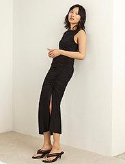 Lindex - Dress Debbie - kveldskjoler - black - 6