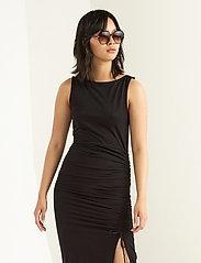 Lindex - Dress Debbie - kveldskjoler - black - 7