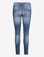 Lindex - Trousers denim Lilly midblue - skinny jeans - blue - 1