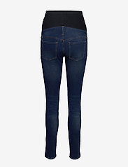 Lindex - Trousers MOM Dolly tricot - mom jeans - denim - 1