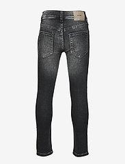 Lindex - Denim jersey Sam - jeans - black - 1