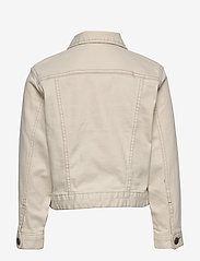 Lindex - Jacket twill Ester - denimjakker - lt beige - 1