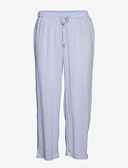 Lindex - Night Trousers Frenchy - doły - blue - 1