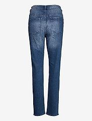 Lindex - Denim trousers Vera mid blue - slim jeans - blue - 1