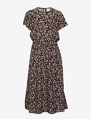 Lindex - Dress Maxi Helena - robes - black - 0