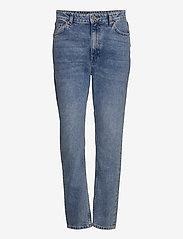 Lindex - Trousers denim Malin blue - slim jeans - light denim - 0