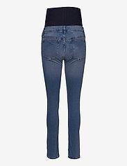 Lindex - Trousers denim MOM Clara blue - mom jeans - blue - 1