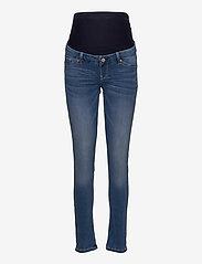 Lindex - Trs denim MOM Tova Soft blue - mom jeans - blue - 0