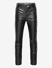 Lindex - Trousers Gigi - trousers - black - 0