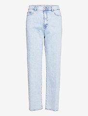 Lindex - Trousers denim Hanna lt blue - mom jeans - blue - 0