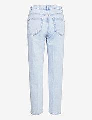 Lindex - Trousers denim Hanna lt blue - mom jeans - blue - 1