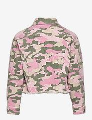 Lindex - Jacket twill Nasha - spijkerjassen - pink - 1