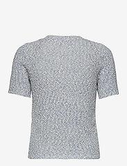 Lindex - Jumper Ninette - gebreide t-shirts - blue - 1