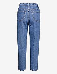 Lindex - Trousers Hanna retro blue - mom jeans - blue - 1