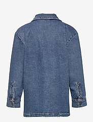 Lindex - Shirt overshirt denim - spijkerjassen - blue - 1
