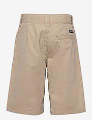 Lindex - Shorts skatefit  wide leg - shorts - beige - 1