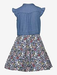 Lindex - Dress Bodil - jurken - blue - 1