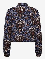 Lindex - Blouse Madagaskar - blouses à manches longues - blue - 1