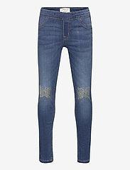Lindex - trousers denim Ida blue - jeans - blue - 0