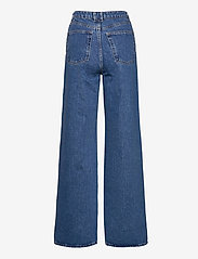 Lindex - Trouser denim Jackie retro blu - brede jeans - blue - 1