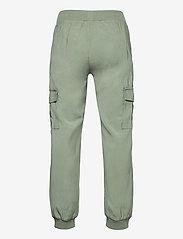 Lindex - Trousers Arlene2 - trousers - khaki - 1