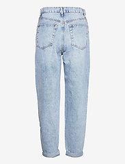 Lindex - Trousers denim Pam blue - mom-jeans - blue - 1