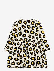Lindex - Dress Leo aop - kleider - beige - 1