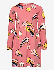 Lindex - Dress Shooting Stars - kleider - coral - 0
