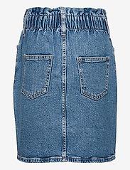 Lindex - Skirt denim Taylor - röcke - blue - 1
