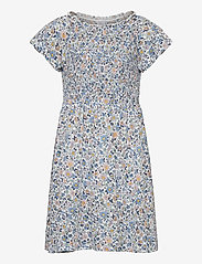 Dress smock chest - WHITE