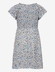 Lindex - Dress smock chest - kleider - white - 1