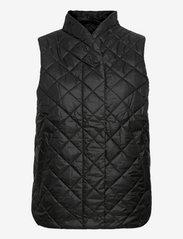 Lindex - Vest Vendela - puffer vests - black - 0