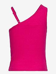 Lindex - Tank top Nora - zonder mouwen - pink - 1