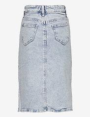 Lindex - Skirt denim Riley - röcke - blue - 1