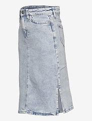 Lindex - Skirt denim Riley - röcke - blue - 3