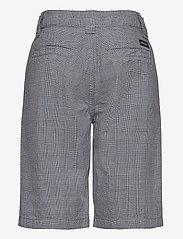 Lindex - Shorts skate check - shorts - black - 1