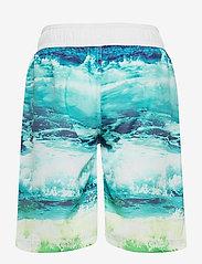 Lindex - Swimshorts BB Wave - badehosen - blue - 1