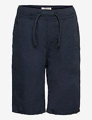 Shorts Summer poplin - BLUE
