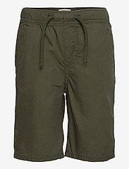Shorts Summer poplin - GREEN