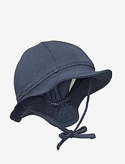Lindex - Sun Hat jersey - huer & kasketter - blue - 0